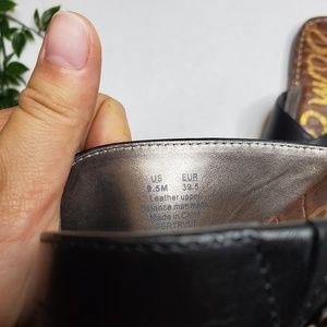 Sam Edelman Shoes - NWOT Sam Edelman Size 9.5 Leather Slides